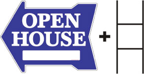 Open House-Arrow w space