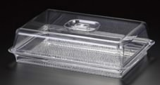 Acrylic bulk Pastry Holder Set small
